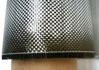 Grade A 3K 200gsm Plain Real Carbon Fiber Cloth Carbon Fabric 20 50cm Width
