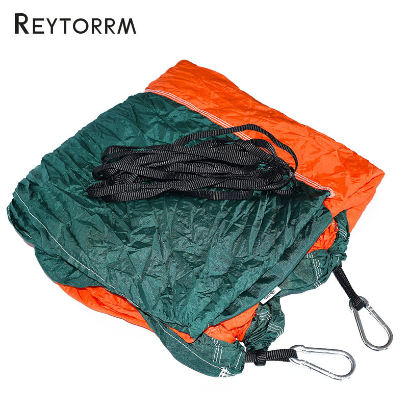 Image 4 - 2 3 Person King Size Hammock Outdoor Survival Camping Hamak Leisure Patio Garden Terrace Double Hamaca 300*200cm 118*78 Inch-in Hammocks from Furniture