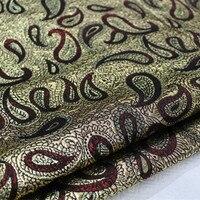 1 Yard 150cm Chinese Festival Fabric Silk Jacquard Satin Fabric Garment Fabric For Chinese Qipao Table Runner Cushion Cover