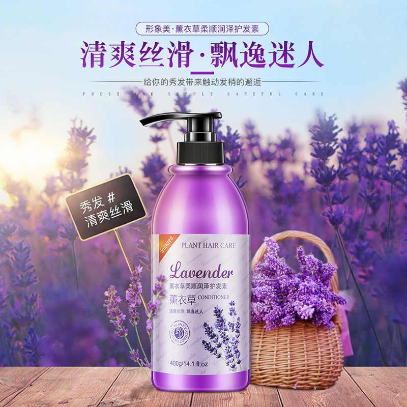 BIOAQUA 400 ml lawenda szampon do włosów suche szampon kontrola oleju naprawy włosów pokarm przeciwłupieżowy do pielęgnacji włosów
