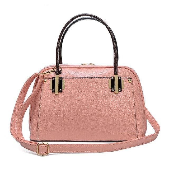 dab6c5700c5b1 Weibliche Handtaschen Mode Leder Schultertasche Handtaschen Leder ...