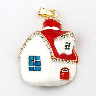 4gb red usb flash drive beautiful personalized necklace usb flash drive lovers gift usb flash drive