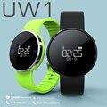 Оригинальный Smartwatch UW1 Водонепроницаемый Smart Watch Звонки Шагомер Touch Руку поднять свет Спорта Smart Watch Phone