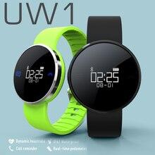 Оригинальный Smartwatch UW1 Водонепроницаемый Смарт Часы Звонки Шагомер Touch Руку поднять свет Спорт Смарт Часы-Телефон