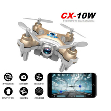 Mini dorn 2016 New Mini dorn Remote Control Helicopter CX-10W RC Quadrocopter With Camera Mini Drones CX-10C