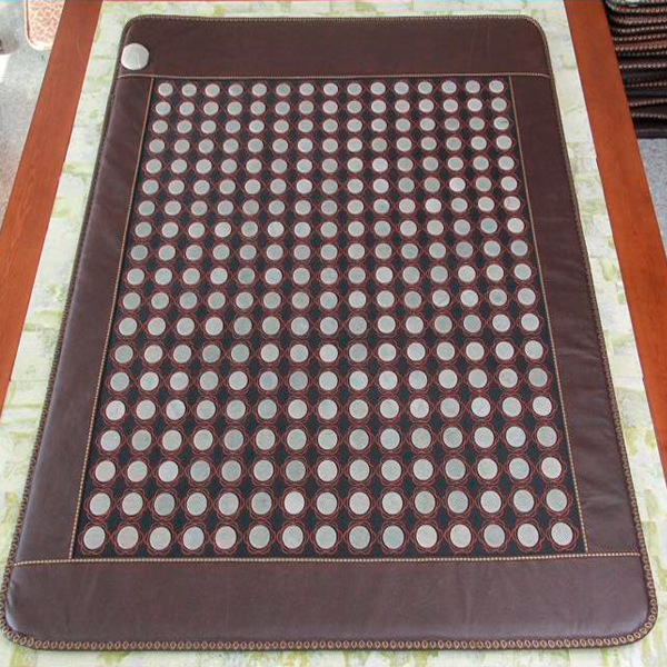 Health Care Heating Jade Cushion Natural Tourmaline Mat Physical Therapy Mat Heated Jade Mattress Size 1.2X1.9M  Free Shipping best selling korea natural jade heated cushion tourmaline health care germanium electric heating cushion physical therapy mat page 9