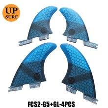 Плавники для серфинга g5 + gl fcs ii fcs 2 quad quilla surf fcs2 surf gl плавники fcs 2 quad 4 штуки quad