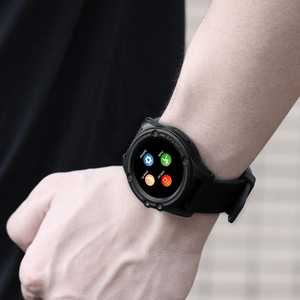 Image 5 - Pegajoso Telefone Do Relógio Inteligente Relógio SW18 SIM Empurre Mensagem Resposta Disque Chamada Bluetooth Cálculo Para O Telefone Android PK Q18 Inteligente relógio