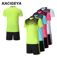 Sport Homme Sets Summer Quick Dry Running Fitness Short Sleeve+Shorts