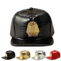 מותג PU גברים היפ הופ המלכים האחרונים Tyga Snapback השטוח כובע בייסבול כובעי Snapback רחוב מזדמן בסגנון ארה