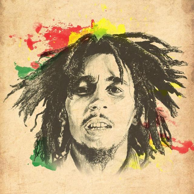 1876_bob_marley Custom HD Home Decor Retro Classic Vintage Movie Poster best Wall Poster DGT-514 Design A Poster Inspired By. Bob Marley
