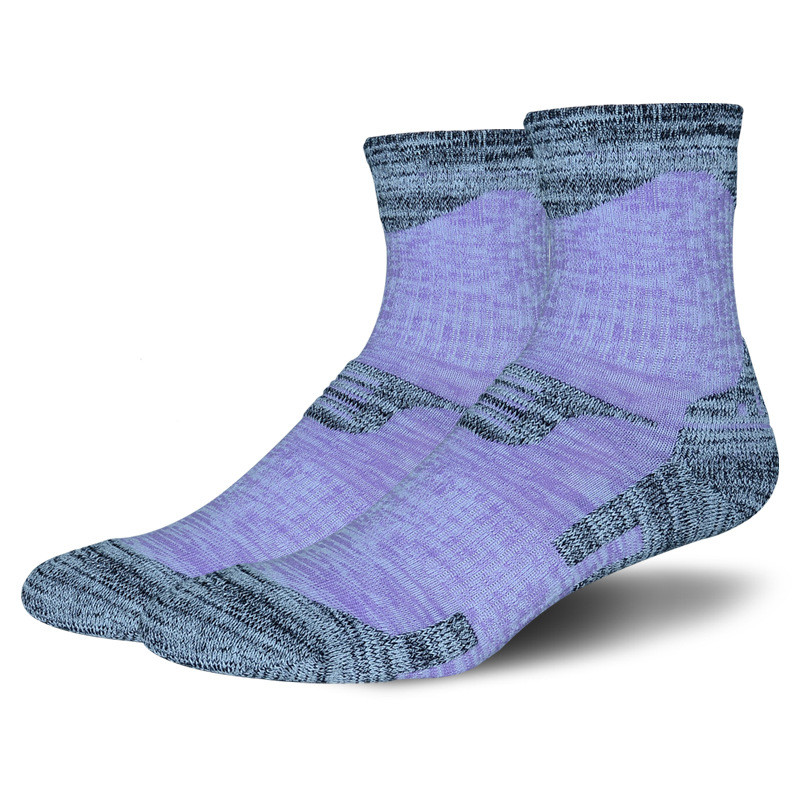 R-BAO 2 Pairs/Lot Winter Thermal Ski Socks Men Cotton Spandex Sport Snowboard Socks Wearable Thermosocks calcetines de ciclismo