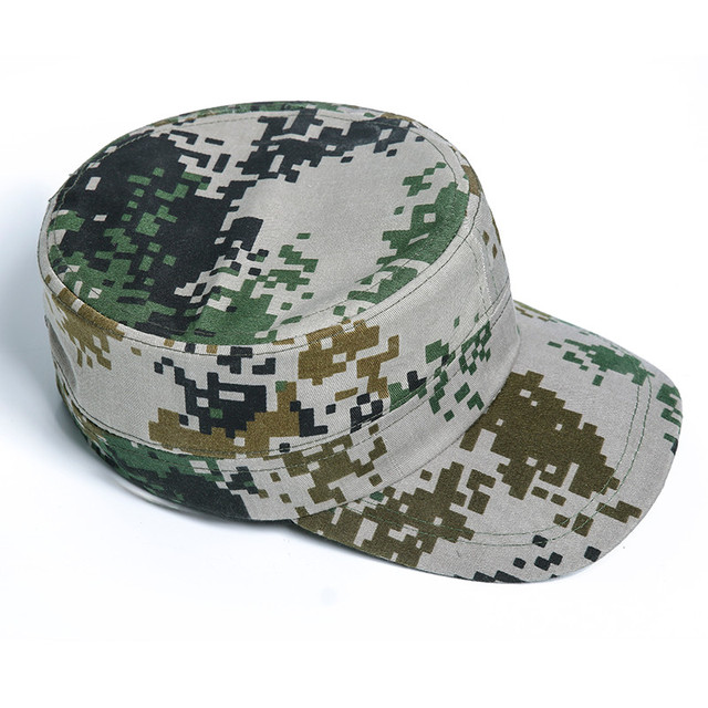 ce685875912e6a Military Woodland Camouflage Hat Militarie Army Hunting Caps For CS  Tactical Hats For Hunting Men Multicam Camo Cap Adjustable