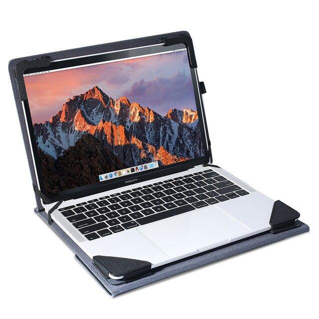 Dla CHUWI LapBook SE 13.3 cal pokrywa laptopa LapBook Pro 14 cal Notebook PC regulowany stojak pokrywa torby