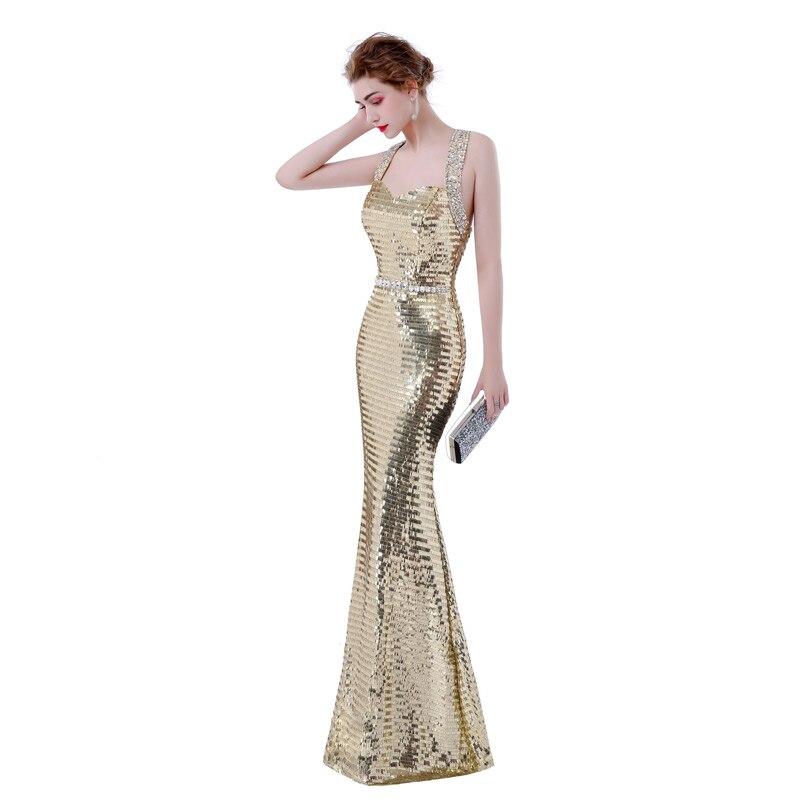 FADISTEE new design elegant evening dresses sequins formal party ... 714007037967
