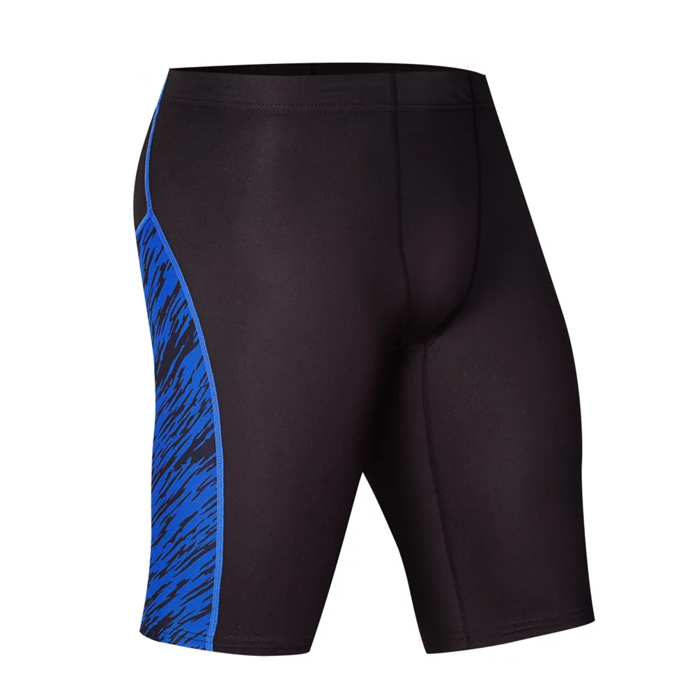 mens colorful compression soccer shorts