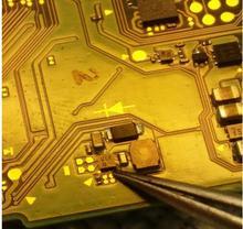 Réparation de la petite puce IC pour NS pour commutateur nessa
