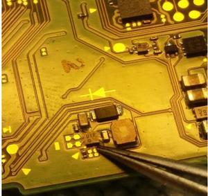 Image 1 - Reparação pequena chip ic para ns para nintend switch