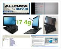 Oprogramowanie wszystkie dane alldata i oprogramowanie mitchell auto naprawy 10.53 z 1 tb hdd zainstalowany w x201t laptopa (i7 4g) gotowy do użycia