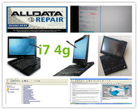 alldata and mitchell software auto repair software all data 10.53 with 1tb hdd installed in laptop x201t ( i7 4g) ready to use