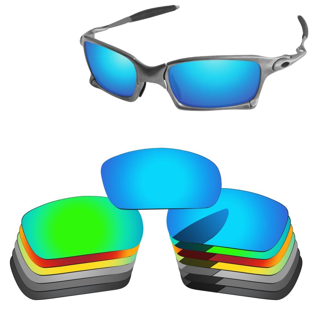 PapaViva POLARIZED Ersatzgläser für X Squared Sonnenbrillen 100% - Bekleidungszubehör - Foto 1