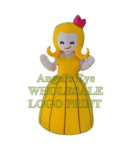 b1d0a14e21df89 Prinses mascotte kostuum geel pak prinses custom volwassen grootte  stripfiguur cosplay carnaval kostuum SW3346 in Prinses mascotte kostuum  geel pak prinses ...