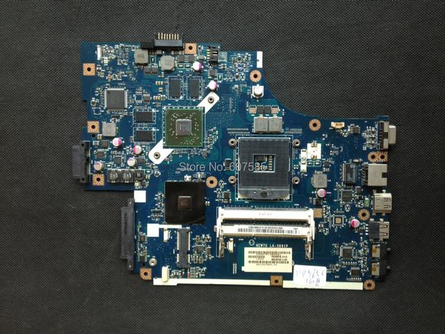 Para acer 5741 5742 mbtvh02001 new70 la-5891p laptop motherboard frete grátis