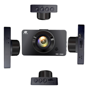 Image 2 - E ACE Mini Dash Camara Video Recorder Car Dvr Voice Contro Full HD 1296 P Da 3.0 Pollici Dashcam Auto Registrator Nigh dual Lens Vision