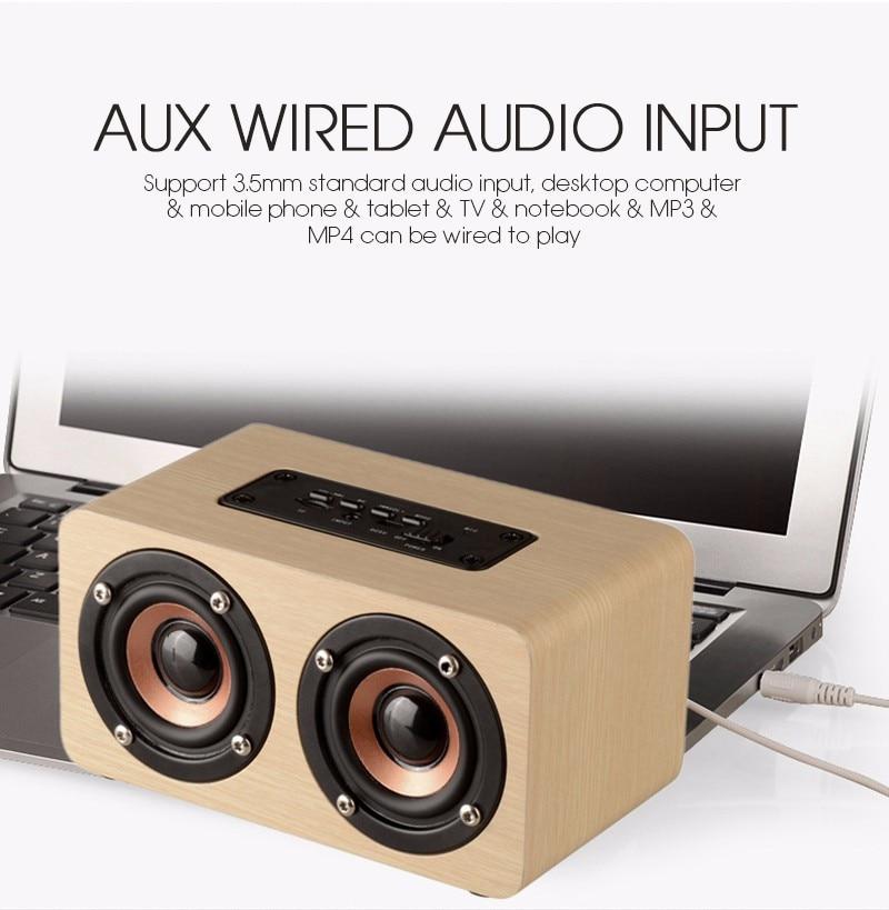 hifi bluetooth speakers wood receiver (9)
