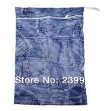 Free shipping Double pocket nappy Reusable nappy bag