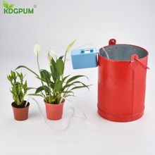 Drip Irrigation LED Pump Automatic Watering Kit Plant Watering Timer Garden Water Timer Home Office Irrigation System все цены