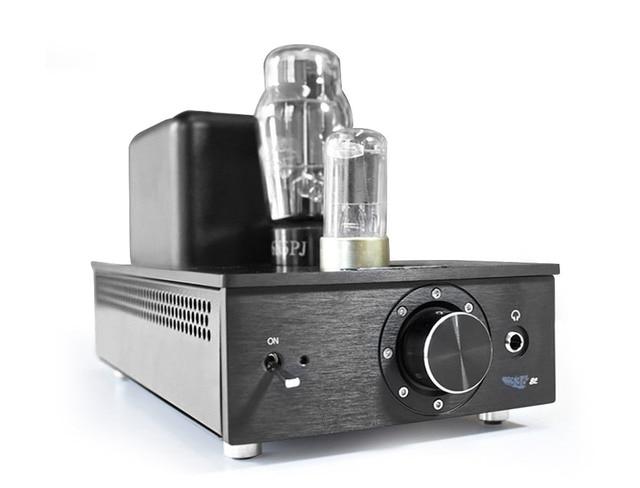DarkVoice 336SE Amplificador de tubo para auriculares, OTL, amplificador de auriculares