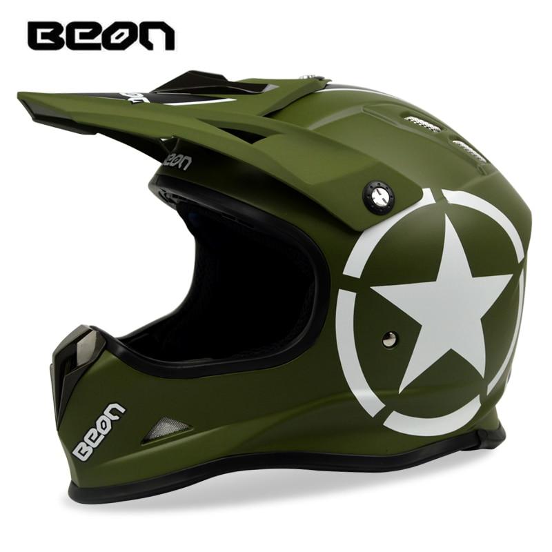BEON ATV moto Casco cross moto rcycle Off-road Da Corsa Dirt bike MTB DH Caschi moto s Casque Casco para moto moto Capacete cicleta