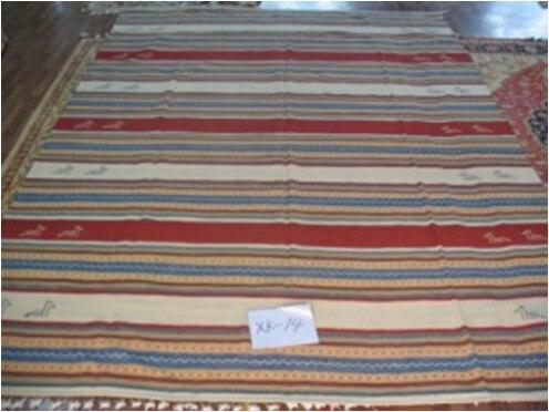 Laine Fine KILIM Kilim main tapis tenture murale housse de canapé couverture nappe pique-nique tapis XK14 22gc158yg4