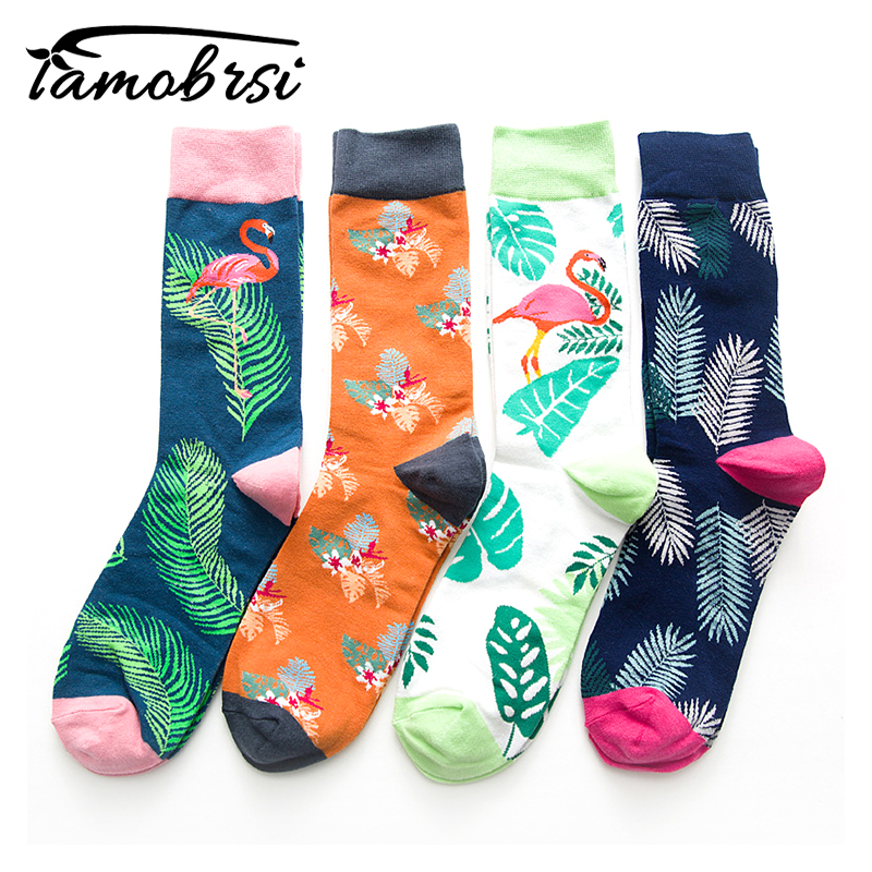 2018 Style Butterfly Fashion   Socks   Short Pattern Funny Cotton   Socks   Women Winter Men Unisex Plant Short   Socks   Female