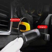 ABS одна кнопка запуска пассивный без ключа введите Автомобильный ключ чехол для Porsche Macan Cayenne Panamera Стайлинг Замена аксессуары