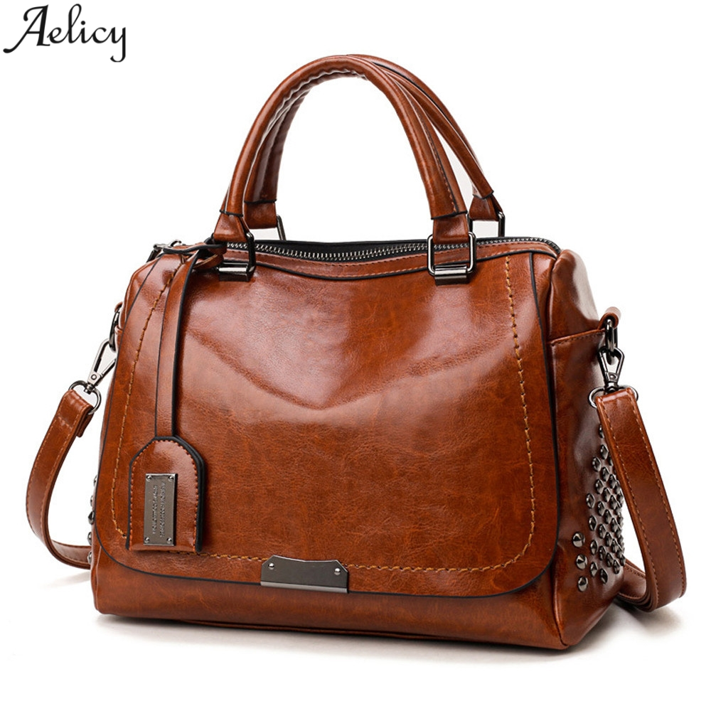 Aelicy Handbags Tote Trunk Women Bag Spanish Brand-Shoulder-Bag Large Casual High-Quality title=