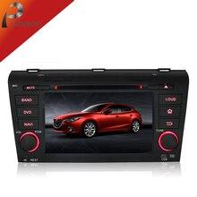 2 Din Car DVD GPS  For Mazda 3 2004 2005 2006 2007 2008 2009 Head Unit Audio Radio Autoradio GPS Navigation Stereo car Styling
