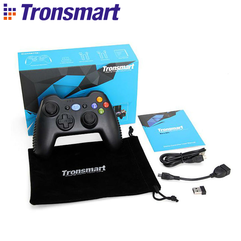 Tronsmart Mars G01 2 4G Wireless Gamepad Controller for PlayStation3 for Android Phone Tablet PC MINI