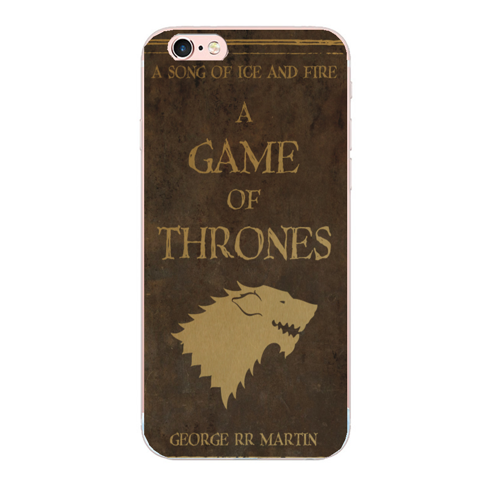 Игра престолов martells sigil чехол для iPhone 5C 5S 5 SE 4 4S 7 6 S 6 Plus Samsung Galaxy <font><b>S7</b></font> S5 S4 S3 S6 край G9250 телефон оболочки