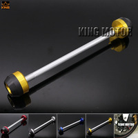 For TRIUMPH TIGER 800 XC 2011 2012 2013 Front Axle Fork Wheel Protector Sliders Falling Protection