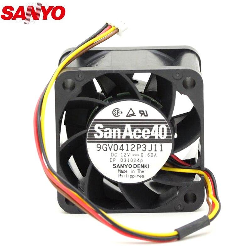₩Оригинальный Sanyo 9GV0412P3J11 4028 4 см 0.60A ...
