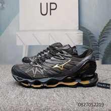 33e5c6bd Mizuno Wave Prophecy 7 Professional Мужская обувь уличные дышащие мягкие  легкие кроссовки мужские s тяжёлая атлетика