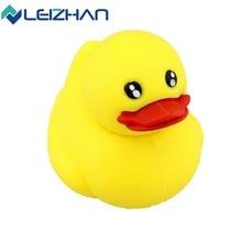 LEIZHAN cute usb flash drive Duck style jump drive Parrot animal pendrive 64gb 32gb 16gb 8gb 4gb student memory stick usb key цена и фото