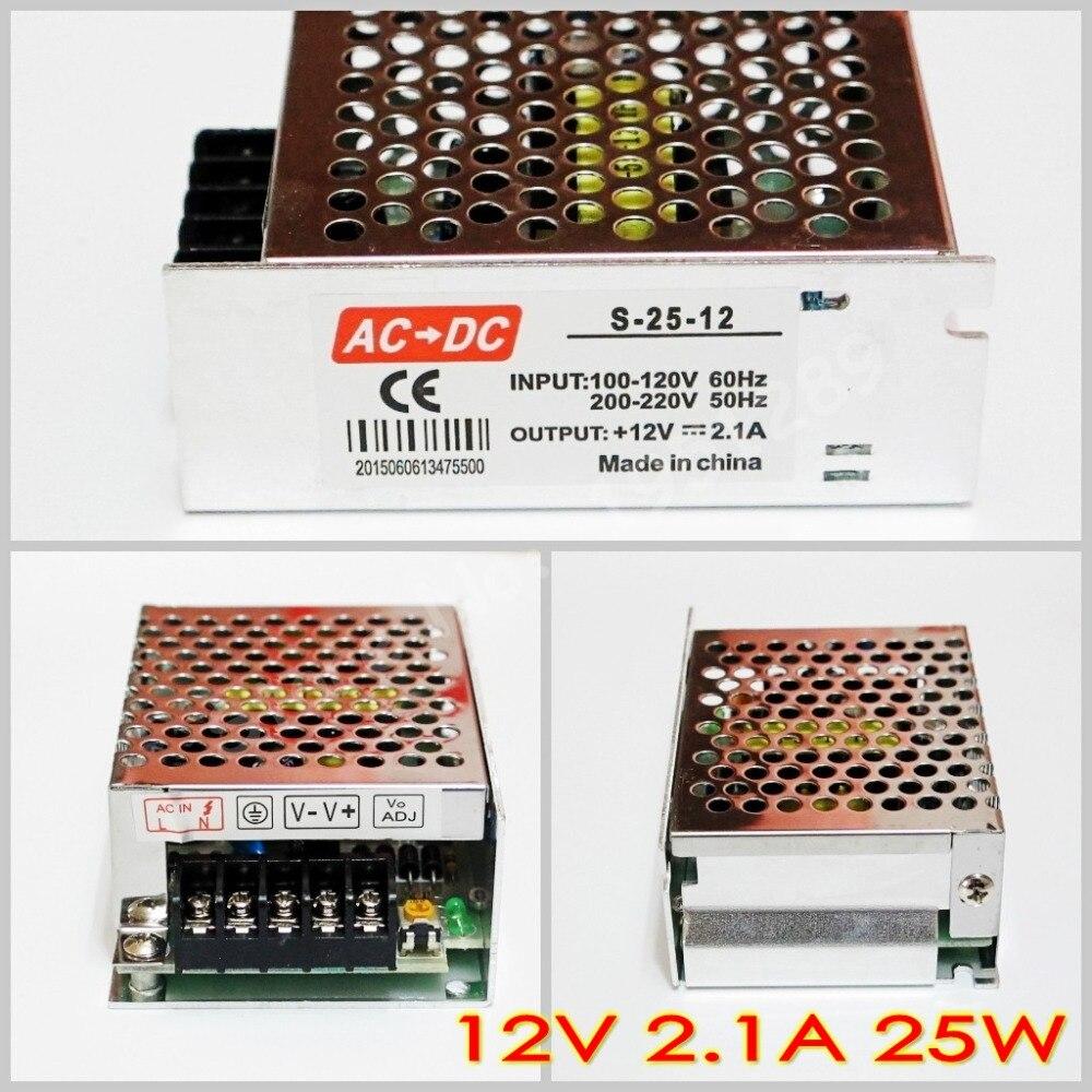 3.2A 38W 5A 60W 12VDC Netzteil Trafo Schaltnetzteil Treiber Driver Power Suply