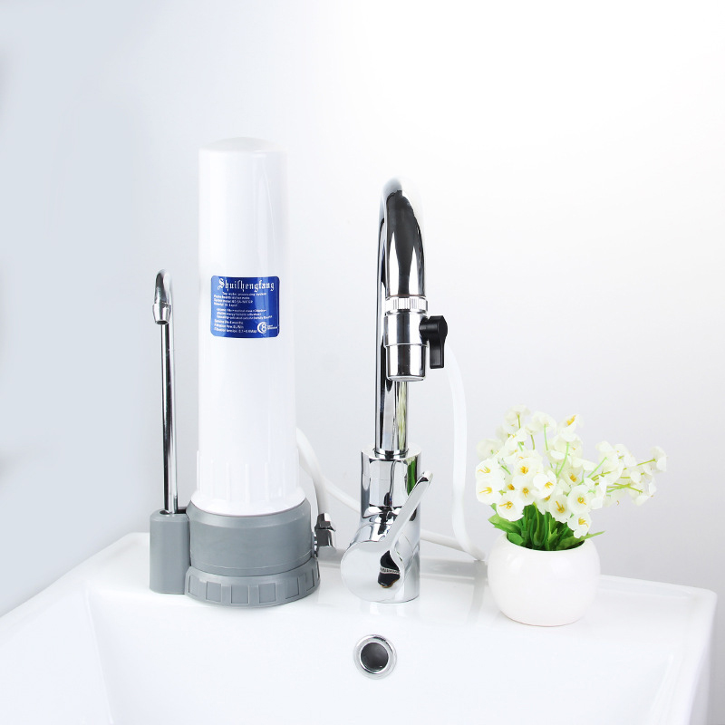 Tap Water purifier Water Filter For Kitchen Household Tap Front Faucet Drinking filtro de agua Replacement Filter pure straight drinking water purifier household tap filter tap water filter kitchen faucet