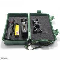 DZM E6835 Ultra Bright 5 Mode CREE XML L2 5000LM Led Flashlight Waterproof Torch Lights Bike