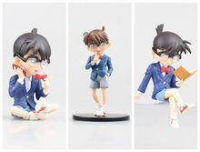 Detective Conan Edogawa PVC Anime Action Figure Collectible Model