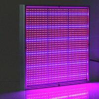 [2 unidades/pacote] 1365 LEDs de Luz Cresce Claro 85 ~ 265 V 120 W Espectro Completo Interior Hidroponia Planta Crescer luz de Efeito Estufa Rendimento Superior Flor
