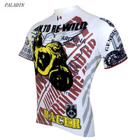 PALADIN Men S Cycling Jersey Top Bicycle Cycling Clothing Bike Outdoor Sportswear Roupa Ciclismo S 3XL